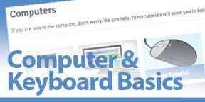 Computer & Keyboard Basics