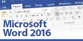 Microsoft 2016